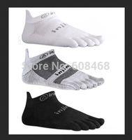 Wholesale 2pairs Injinji professional marathon sports toe socks male running ultra thin male five toe socks