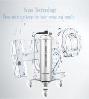 hair salon equipment - 2016 New Arrival Nano Hair Caring Machine Hair Steamer Hair Heating Conditioner Heater Salon Equipment S68 III
