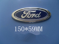 Wholesale Ford Fiesta Focus Mondeo winning front and after grille emblem badge mark logo