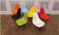 plastic stool chair - The mustang chairs eames chair chair designer chairs plastic leisure fashion ikea furniture