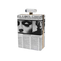 fashion magazine - 2015 New Women Evening Bags Perfume Lips Clutch Bag Fashion Magazines Europe and America evening bag handbag clutch