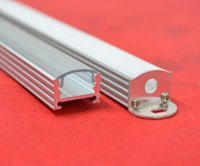 aluminum industrial extrusion - Hot Sale mmX17 mmX10mm led touch dimmer bar led extrusion aluminum profile for strips UP2016