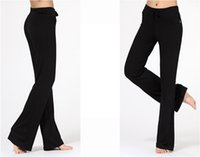 wholesale yoga pants - Women Lady Summer Yoga Pants Modalodal Elastic Slinky Pants Soft Gym Clothing Various Colors Plus Size Sports Pants