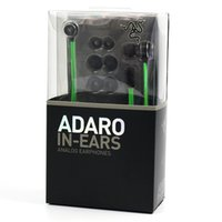 analog microphone - NEW Arrival ADARO In ear ANALOG Earphone Hammerhead Pro in ear earphone without mic professional Headset and retail box waitingyou