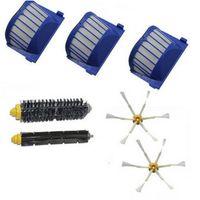 air free irobot - Bristle Brushes Side Brushes Hepa Filter for iRobot Roomba Series
