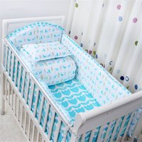 Wholesale Promotion Cotton Baby Crib Bedding Set Animal Baby Bedding Sets cm