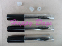 Wholesale Via Fedex EMS ML Empty Plastic Mascara Tube With Plug Cap Cosmetic Container DIY Refillable Bottles