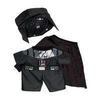 Wholesale Teddy bear plush toys tamiflu clothes Star Wars suit