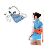 belt drink holder - Travel Pouch package personal phone pockets Quadra Hydro Belt Bag Water Bottle Holder Drinks sport Running Jogging Cycling
