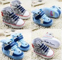 baby high top walking shoes - OUTLETS High top baby sports shoes blue cartoon toddler shoes M soft kids shoes girls boys casual walking shoes pairs C