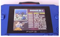 Wholesale Cheapest BIT Bulit in Games PxP Game PlaCheapest BIT Bulit in Games PxP Gameyer TV out pocket Handheld Mixed Colours ZY PXP3