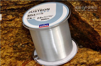 Wholesale 500 meters Nylon Fishing lines Number High DAIWA Monofilament fishing line imported from Japan