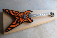 Wholesale High quality Custom Shop Zakk Wylde ZV Buzzsaw electric guitar IN stock