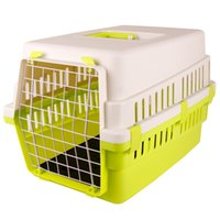 air travel dogs - 23 provinces nationwide shipping pet air travel by air cage cat child dog cage aircraft cage dog checked box