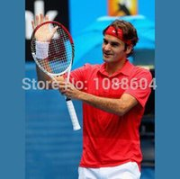 Wholesale HOT Pro Staff Six One Tennis Racket Racquet Roger Federer tennis racket With Bag and String Grip size or