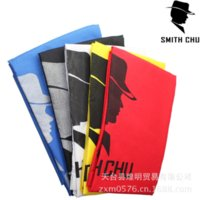 Wholesale Big hairdressing Cape Hair cutting Cape Partial Transparent PVC Cape Black Yellow Red for choose SMITH CHU NEW