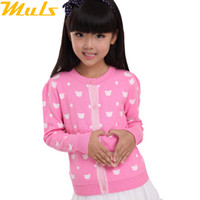 best small computers - Sweaters for girls clothing cardigans casual Best selling cardigans The small white rabbit sweater design girls cardigans