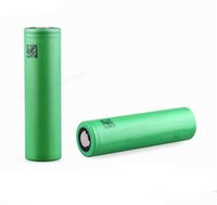 Wholesale Vape LIion battery for Sony VTC3 VTC4 VTC5 battery for e cigarette mod e cig FOR SONY US V mAh mAh mAh