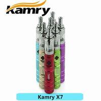 al por mayor kamry x7-Kit auténtico Kamry X7 Starter kit cigarrillo electrónico Kamry X7 Kit DHL Fedex Libre