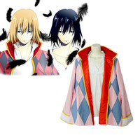 Wholesale Howl s Moving Castle cosplay Costume Cos Custom Made Any Size For Chirstmas Party