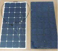 Wholesale High efficiency Semi flexible Solar Panel Watts Volt and V output for you choose