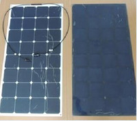 For Home flexible solar panel - SunPower Semi flexible Solar Panel Watts Volt and V output for you choose