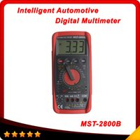 automotive digital multimeter - MST B Intelligent Automotive Digital Multimeter MST B obd2 Auto Diagnostic Tool Tools Electric DHL free