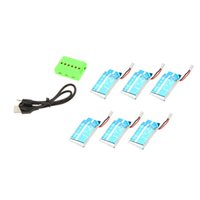 Wholesale Super Fly Sets X6 Charger with V mAh Lipo Battery for Syma X5 X5A X5C Wltoys V931 F949 CX RM2334