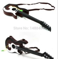 Wholesale New Arrive Hot Fashion High Quality Educational Toy For Kids Mini Music Guitar with Strap Hot Children s Toys