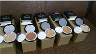 Wholesale Same logo with D fiber Touch Mineral Pressed Powder Foundation Full Size Best quality
