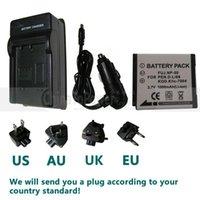 Wholesale 2015 Battery Np charger For Fujifilm Finepix Xp100 Xp110 Xp150 Xp160 Xp170 Xp200 Real d W3 And Fuji X10 Digital Camera