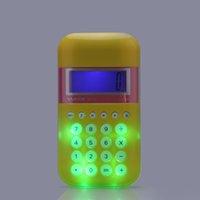 Wholesale New Mini Calculadoras Cute Informatica quot LCD Digit Handheld Display Flash Calculator Calculadora Cientifica