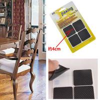 Wholesale Square Skid Resistance Mat Table Chair Furniture Leg Floor Felt Pad Cushion