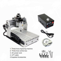 Wholesale Mini CNC Router Machine T Axis CNC Engraving Machine For Wood PCB Drilling