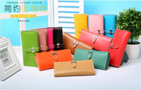 Wholesale Ms wallet new Korean fashion trend drawstring large capacity multi card bit wallet purse female long section
