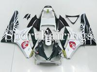 triumph - Injection Fairings For TRIUMPH DAYTONA ABS Plastic Motorcycle Fairing KitParkin BE1 Racing Black White Body Kit