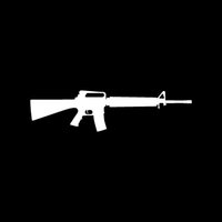arm door - Car Stickers Ar Sticker Ar15 Vinyl For Car Window Decal Gun Rifle Bear Arms mm Automatic Truck a Fun