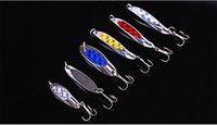 Wholesale Mixed Fishing Lures Assorted Minnow Lure Bass Crank Bait Tackle Hooks