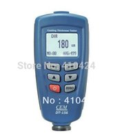 auto paint sales - HOT SALE Digital DT Paint Coating Thickness Gauge Meter Tester um with Auto F NF Probe USB Cable CD software