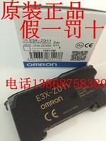 Wholesale Supply OMRON Omron original genuine new fiber amplifier E3X ZD11 fake a lose ten
