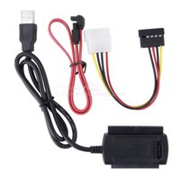 sata to ide adapter - SATA PATA IDE Drive to USB Adapter Converter Cable for Hard Drive YKS