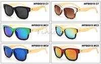 Silver wood eyewear - Tinize New Fashion Wood Sunglasses Men Women Brand Designer Wooden Sun Glass Bamboo Eyewear Woman Man Woods Men s Women s Glasses