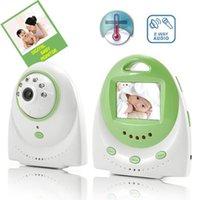Wholesale 2 G wireless baby monitor Intercom night vision digital signal wireless transmission