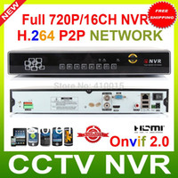 Wholesale Standalone LINUX H Full P or P Channel HDMI P CCTV Security NVR IP Cameras Alarm G WIFI CH NVR Recorder P2P