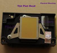 epson printhead - Original For Epson Printhead for Epson R280 R290 T50 T60 A50 P50 Tx650 Print head F180000 printer head