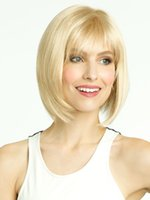 Wholesale Wigs Fashion Women s Sexy Party Hot Style Fashion synthetic wig New Charm Women s Short Blonde Full wigs