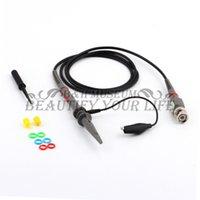 Wholesale 1 P6100 DC MHz Oscilloscope Scope Clip Probe MHz For Tektronix for HP new