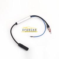 Precio de Car antenna amplifier-La recepción del coche antena de radio FM amplificador de la señal de TV Amp Booster 12V ajuste para la mayoría de los coches