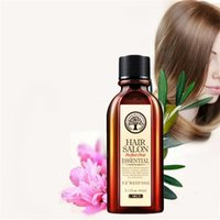 Wholesale 60ml Argan Oil Hair Care Nourish Scalp Treatment Smooth Damaged Dry Repair Maintenance Keratin Beauty Women Necessary Hot