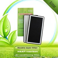 Wholesale Cabin Air Filter for BMW Series E60 E61 i pc SET